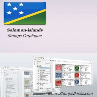Solomon islands Stamps Catalogue
