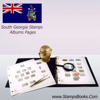South Georgia stamps