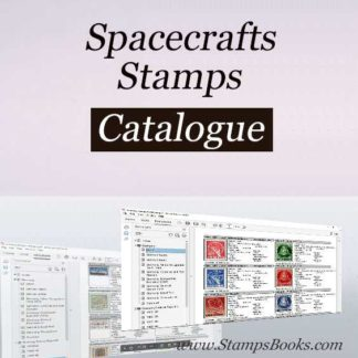Spacecrafts stamps