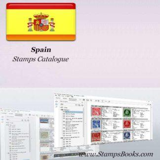Espagne Timbres Catalogue