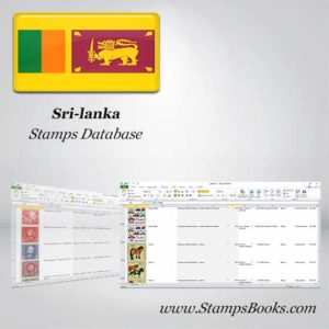 Sri lanka Stamps dataBase