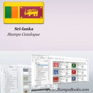 Sri lanka stamps Catalogue