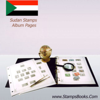 Sudan stamps
