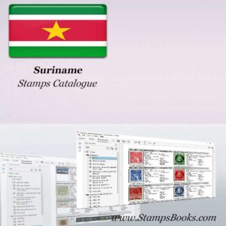 Suriname Stamps Catalogue