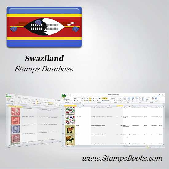 Swaziland Stamps dataBase