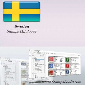 Sweden Stamps Catalogue