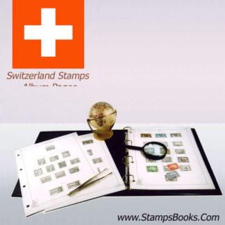 Suisse Timbres