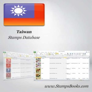 Taiwan Stamps dataBase