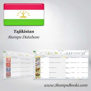 Tajikistan Stamps dataBase