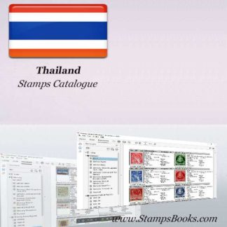 Thailand Stamps Catalogue