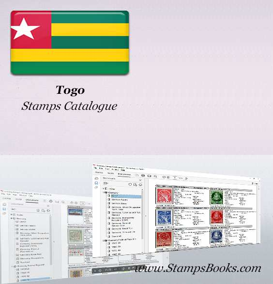 Togo Stamps Catalogue