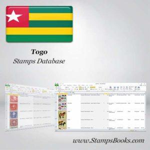 Togo Stamps dataBase