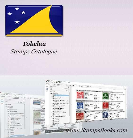 Tokelau Stamps Catalogue