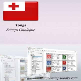 Tonga Stamps Catalogue