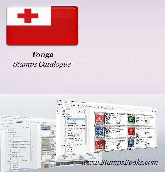 Tonga Stamps Catalogue