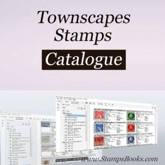 Townscapes stamps