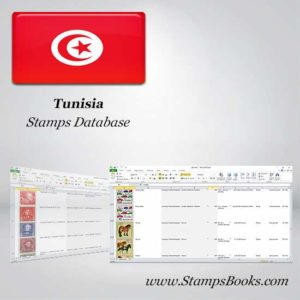 Tunisia Stamps dataBase