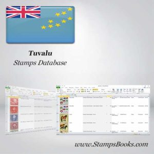 Tuvalu Stamps dataBase