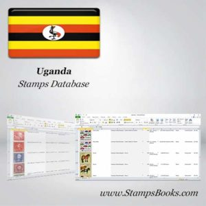 Uganda Stamps dataBase