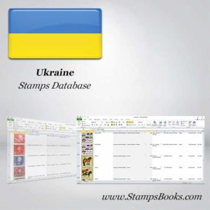 Ukraine Stamps dataBase