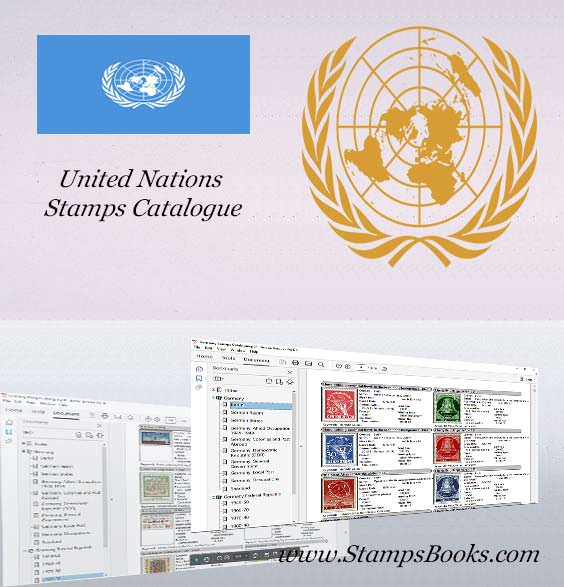 United Nations Stamps Catalogue