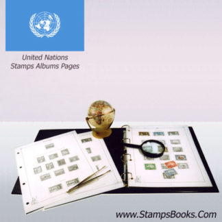 timbres des Nations Unies