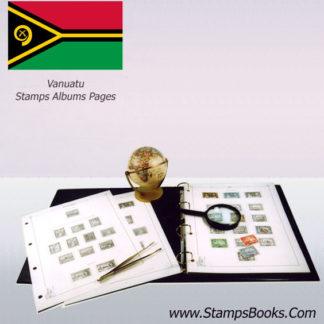 Vanuatu stamps