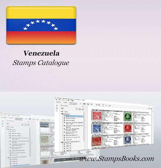 Venezuela Stamps Catalogue