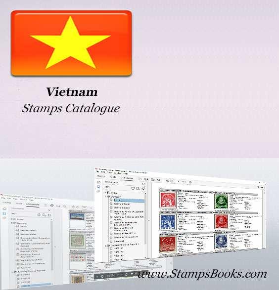 Vietnam Stamps Catalogue