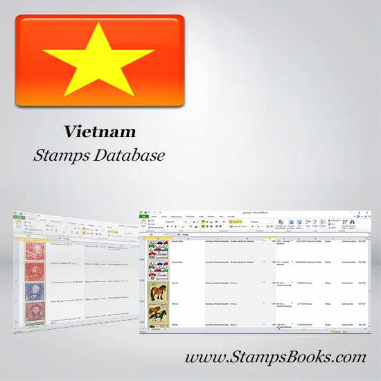 Vietnam Stamps dataBase