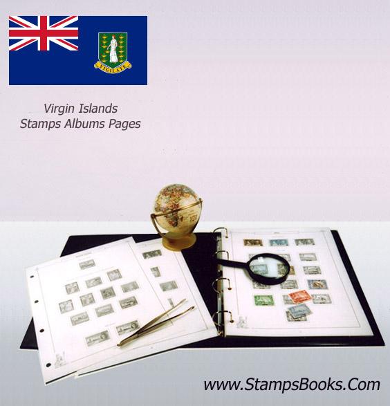 Virgin Islands Stamps