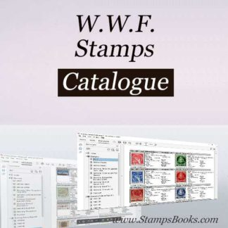 Timbres WWF
