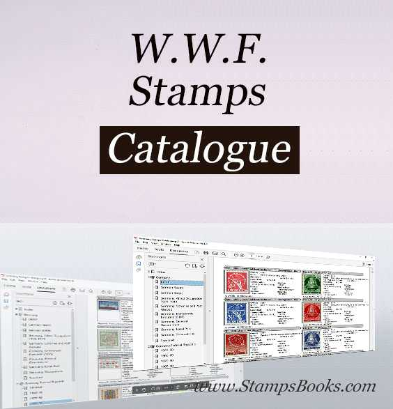 WWF Stamps