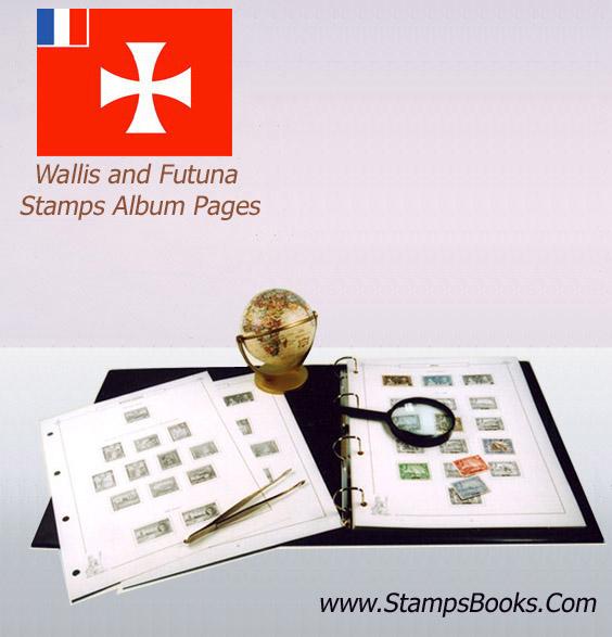 Wallis and Futuna Islands stamps