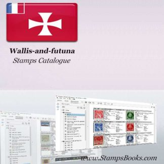 Wallis and futuna Stamps Catalogue