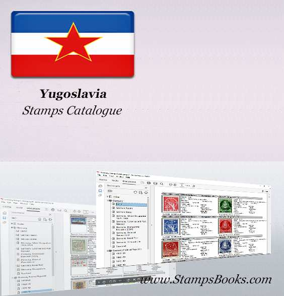 Yugoslavia Stamps Catalogue