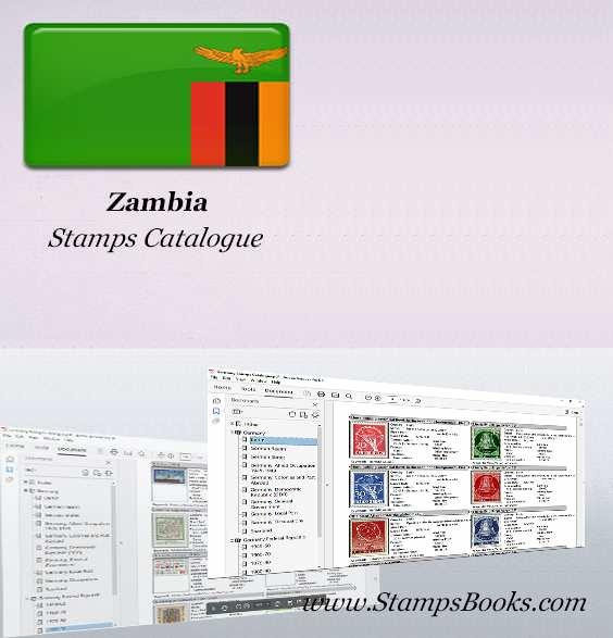 Zambia Stamps Catalogue