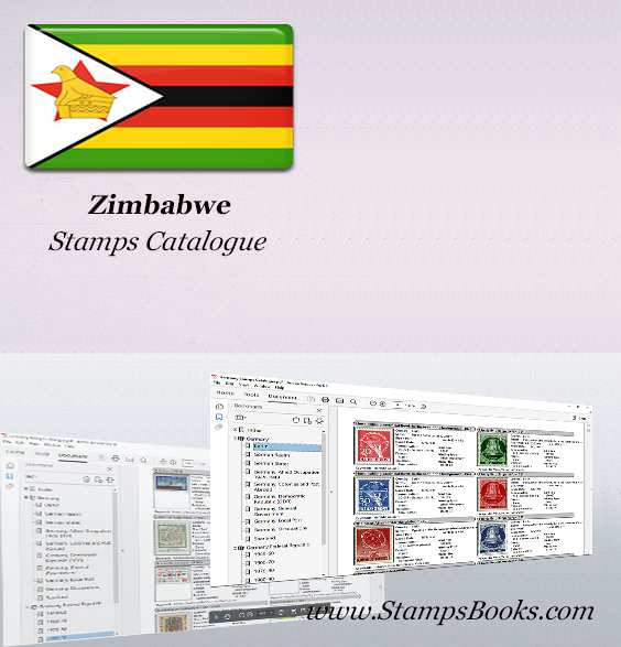 Zimbabwe Stamps Catalogue