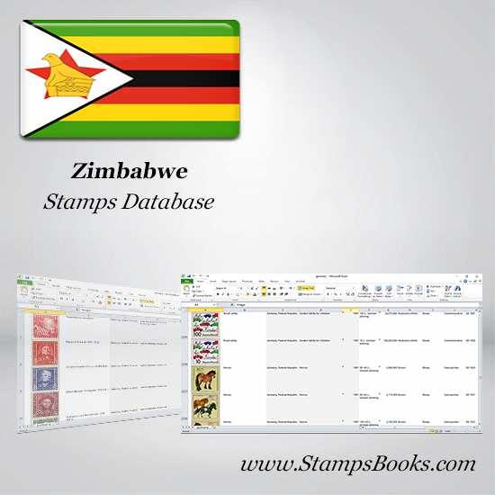 Zimbabwe Stamps dataBase