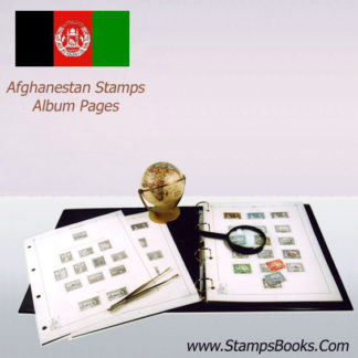 timbres afghanestan