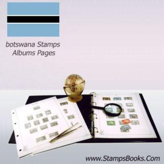 botswana stamps