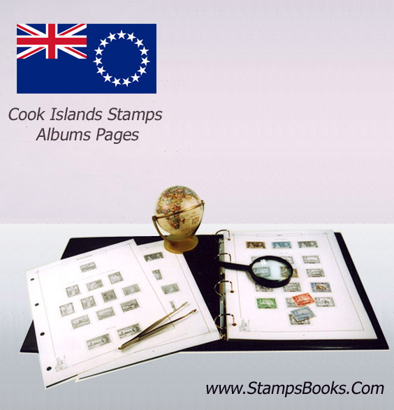cook islands stamps