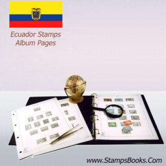 ecuador stamps