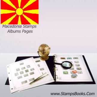 macedonia Stamps