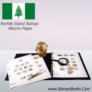 norfolk island Stamps