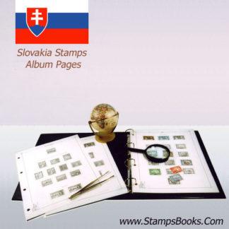 slovakia stamps