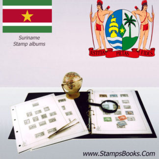 surinam stamps