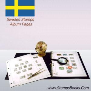 sweden stamps