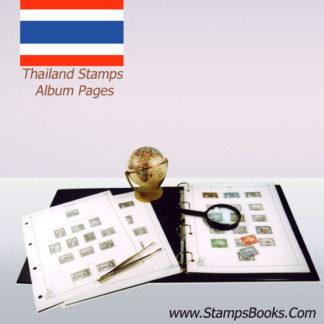 timbres thailande